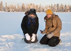 L'Aventure Blanche en Laponie