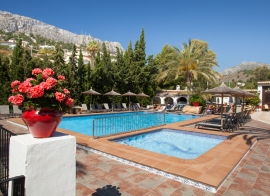 Calpe - Villas avec piscine
