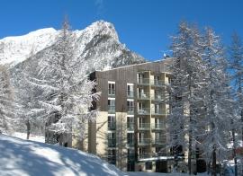 Montgenèvre - Village Club du Soleil 3*