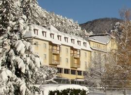 Vic-sur-Cère  - Family Hôtel Logis 2* en pension (hiver)