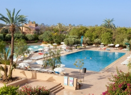 Marrakech - Club Marmara Madina 4* (NL) (Hiver)