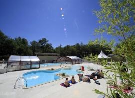 Monclar de Quercy - Résidence les Hameaux des Lacs 3* (Eté)