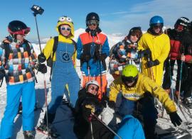 L'Italie au bout des skis (sans cours ESI) - Hiver - 12/17 ans
