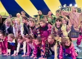 Cirque et chevaux - hiver/printemps - 6/16 ans