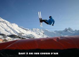 Glisse & Sensation à Courchevel (option Sensation) - hiver - 12/17 ans