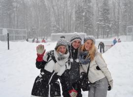 Raid blanc au Canada - hiver - 14/17 ans