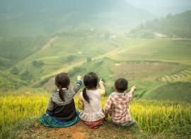 Lumières du Vietnam et ses Minorités