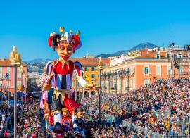 Carnaval de Nice et Fête du Citron à Menton
