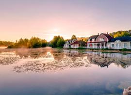 Center Parcs - Lac d'Ailette - Picardie (du 20 au 23 mars 2020)