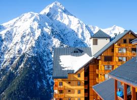 Les Deux Alpes - résidence les Flocons d'Or