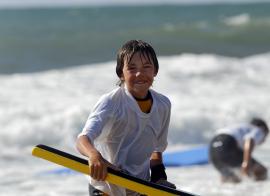 SURF' LANDES - Été - 24 jours découverte - 11/14 ans