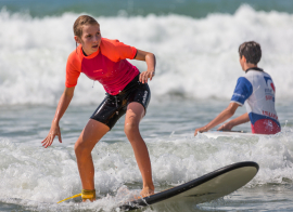 SURF' LANDES - Été - 12 jours surf - 11/14 ans