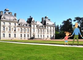 Séjour ludique autour des châteaux de la Loire