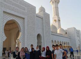 Dubaï : La ville sortie du désert - automne - 14/17 ans