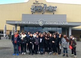 Londres - Harry Potter - hiver/printemps - 12/17 ans